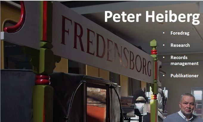 Peter Heiberg Foredrag Records Managament Research